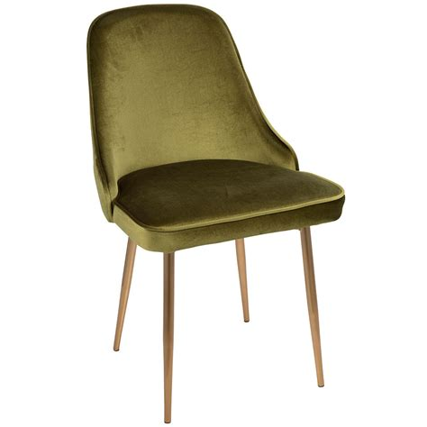Gold Dining Chairs Modern Side Chairs Malta Green Gold Dining Chair Eurway
