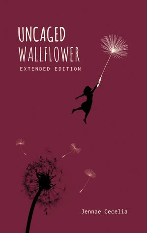 uncaged wallflower in the land of stories review uncaged wallflower extended edition by jennae cecelia