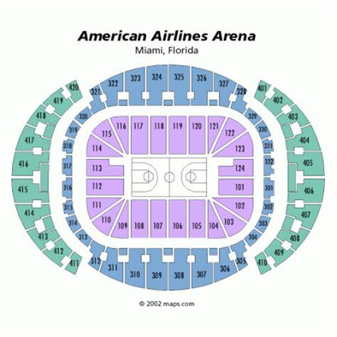 american airlines arena floor plan american airlines arena floor plan miami american