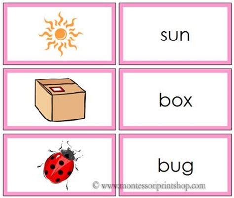 30 best free montessori downloads images on pinterest 30 best images about montessori language ideas on