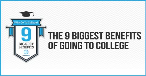 How To Select A College For Mba by Why Go To College The 9 Benefits