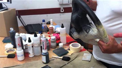 reparar volante cuero reparacion de cuero
