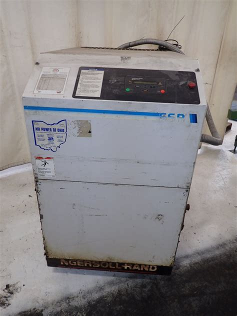 ingersoll rand ssr ep25se a 299215 for sale used