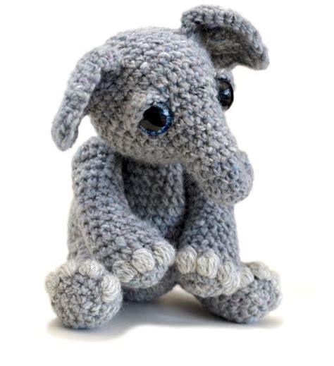 pinterest elephant pattern elephant amigurumi crochet pattern pdf instant by