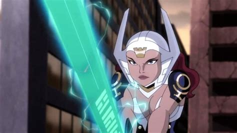 fat movie guy justice league gods and monsters sneak peek justice league gods and monsters movie photos