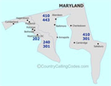 us area code and country code maryland united states area code and maryland united