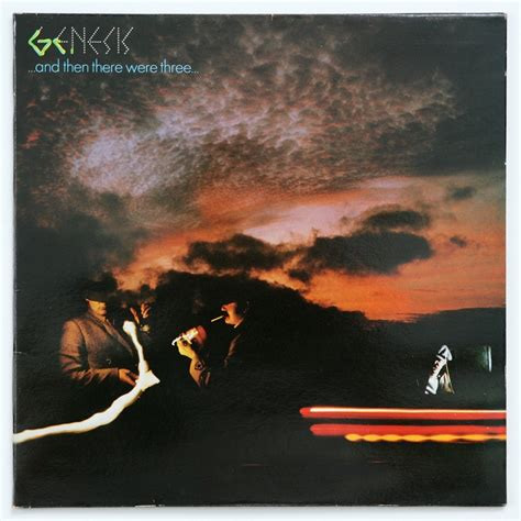 and then there were genesis and then therewere three by genesis lp with gileric67 ref 115483992