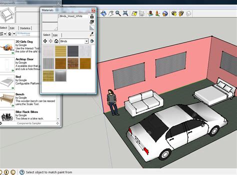 event design google sketchup how to create a living space in sketchup 9 steps with