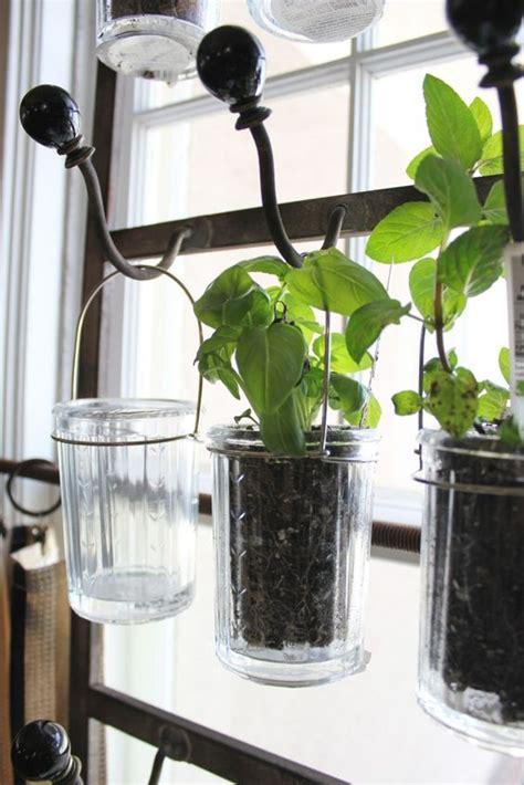 smart ways   ikea jars  home shelterness