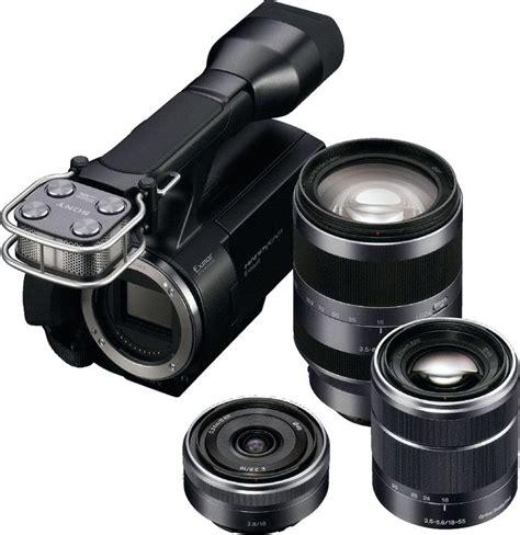 Kamera Sony Vg10 sony nex vg10 review