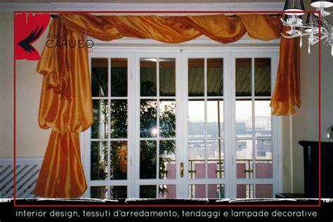 Tendaggi Interni Classici - tendaggi classici con mantovana atelier tessuti