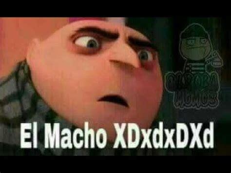 El Meme - el macho mi villano favorito meme youtube