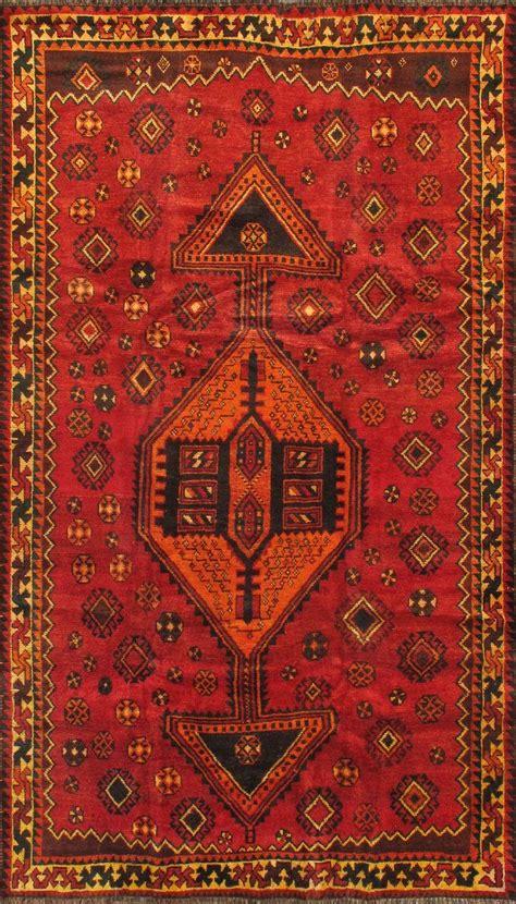Shiraz Qashgai Persian Rug Woven By Hand Pinterest Shiraz Rug