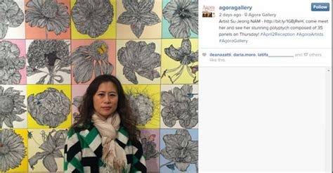 bio for artist on instagram how to promote your art on instagram agora advice blog
