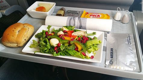 best airline offers the best airline meals are cnn