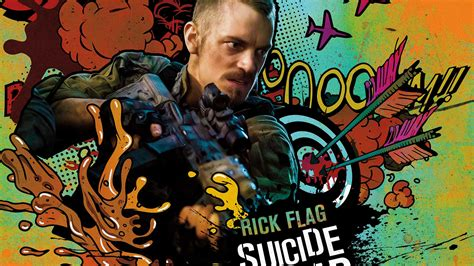 Squad Rick Flag rick flag dc