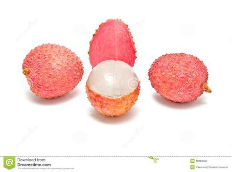 lychee fruit peeled lychees and peeled lychee stock photos image 10168583