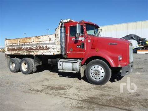 kenworth trucks for sale in california kenworth dump trucks in california for sale used trucks on