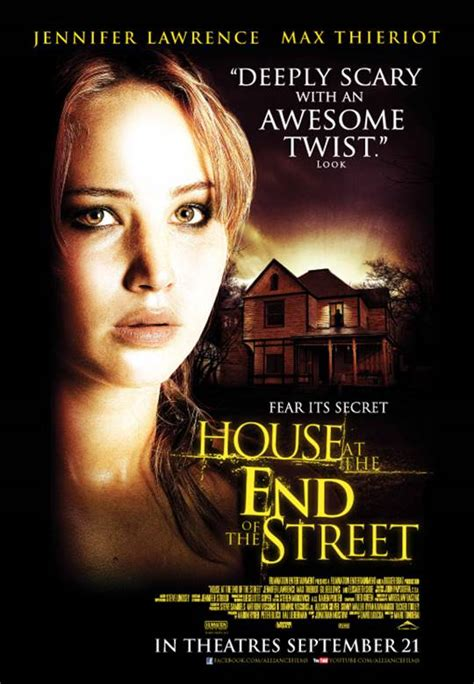 the house at the end of the street house at the end of the street poster