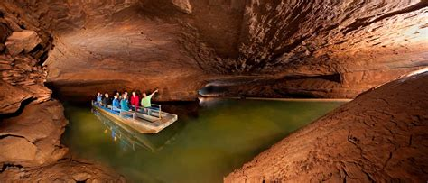 lost river cave home to the only underground boat tour - Tennessee River Boat Tours