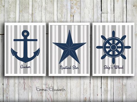 nautical theme decor go unique with nautical wall decor theme designinyou com