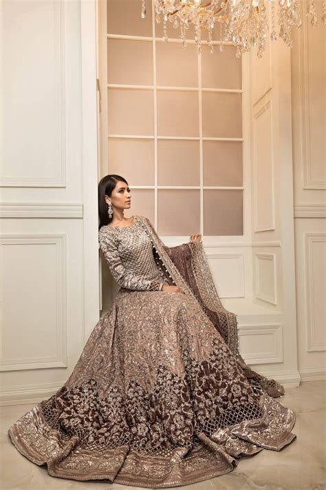 Maria B Bridal Dresses Collection 2018 2019 for Wedding