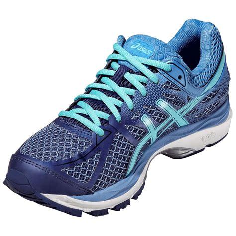 asics gel cumulus  ladies running shoes sweatbandcom
