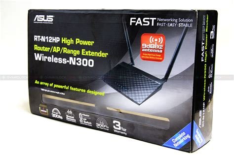 Asus Wireless N Router Rt N12hp overclockzone