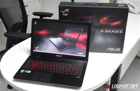 Laptop Asus Price Malaysia asus introduces republic of gamers g551 gaming notebook in malaysia lowyat net