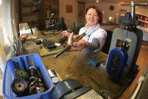 scheune weinsheim ihre drei s 228 ulen atelier scheune ferienwohnung fotos