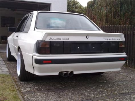 Audi 80 Sport Coupe by Audi 80 Sport Quattro Never Seen An Ur Quattro In Coupe