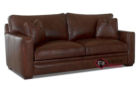 leather sectionals houston houston leather sofa by savvy is fully customizable by you
