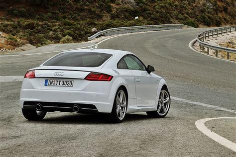 Neu Audi Tt by Fahrbericht 159 Der Neue Audi Tt
