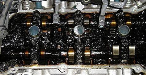 symptoms   engine sludge quora