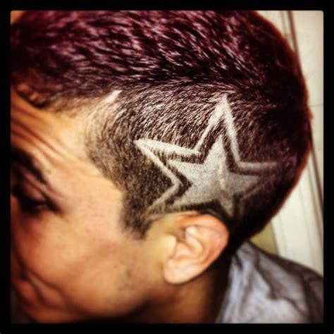 haircut star designs in head star design haircut fade haircut