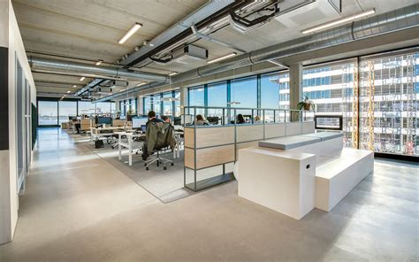 Front Desk Hq by A Tour Of Improve Digital S Modern Amsterdam Headquarters