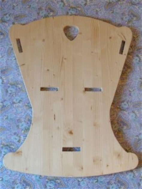 culla in legno fai da te culla in legno