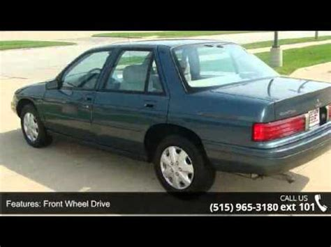 1995 chevrolet corsica 1995 chevrolet corsica v6 sedan in and out auto anken
