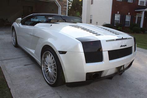 2007 Lamborghini Gallardo Spyder 2007 Lamborghini Gallardo Spyder Diminished Value Car