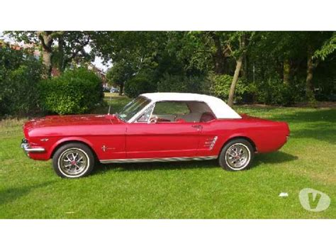 Location D Auto Mustang by Location Voiture De Collection Pour Mariage Mustang 1966