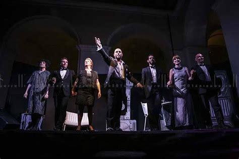 federico salvatore azz testo nei prossimi giorni a teatro in cania quartaparete