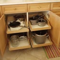 Kitchen Cabinet Racks Storage by Kitchen Cabinet Organizers And Add Ons