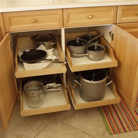 Kitchen Cabinet Shelf Organizers | kitchen cabinet organizers and add ons natural building blog