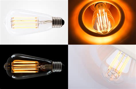 Guide To Led Light Bulbs Led Bulbs Traditional Filament Bulbs Guide Artifact Lighting