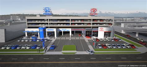 Toyota Dealers Seattle Seattle Djc Local Business News And Data Real Estate