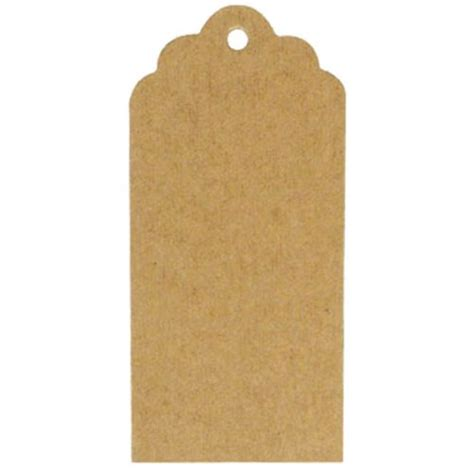 gold tags allydrew 50 scalloped gift tags kraft hang tags with free cut strings washi for