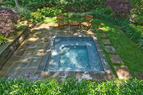 small in ground pools small inground pools pool transitional with beautiful