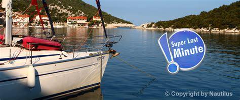 motorboot charter kroatien last minute angebote yachtcharter kroatien