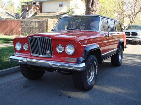 jeep kaiser wagoneer my 1965 kaiser jeep wagoneer project its a jeep thing