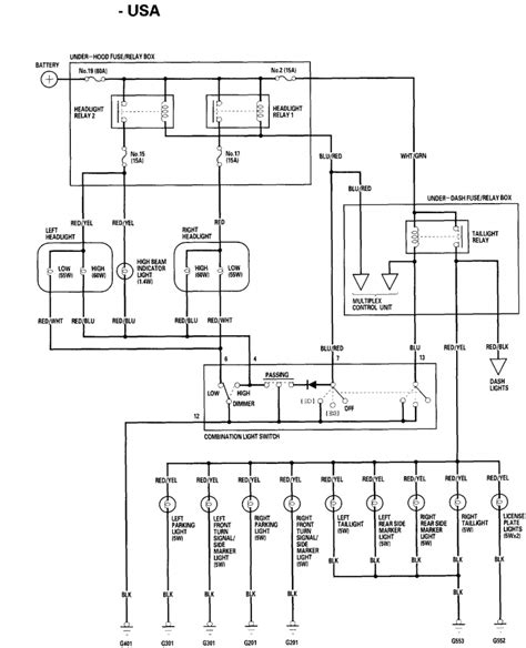 civic wiring diagram wiring diagram networks